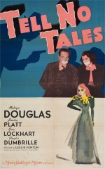 Tell No Tales [1939] [DVD]