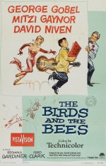 The Birds and the Bees [1956] [DVD]