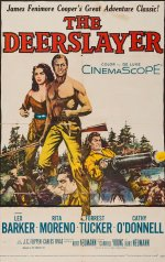 The Deerslayer [1957] [DVD]