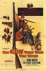 The Gun That Won The West [1955] [DVD]