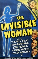 The Invisible Woman [1940] [DVD]