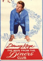 The Man from the Diners' Club [1963] [DVD]