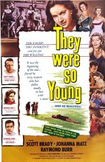 They Were So Young [1954] [DVD]