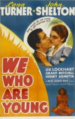 We Who Are Young [1940] [DVD]